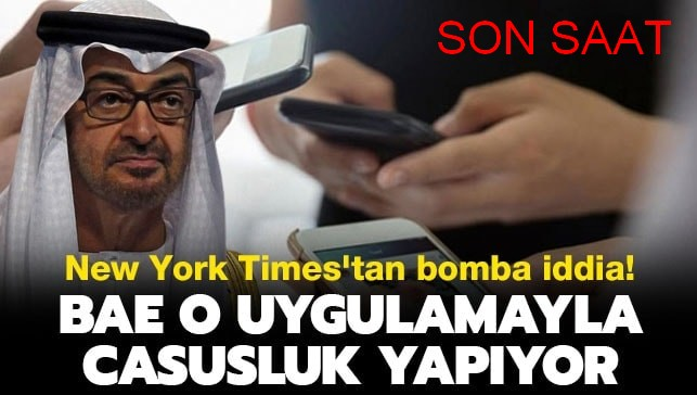 New York Times'tan Bomba İddia!